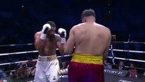 Tony Yoka met KO Alexander Dimitrenko dès la troisième reprise