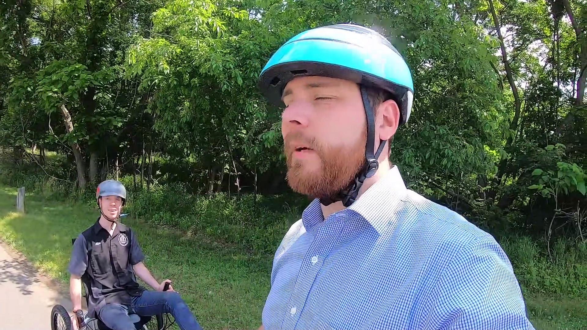 Electric Bike Technologies Electric EZ-3  Review – $3k Recumbent Delta Electric Trike