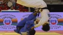 Deuxième jour du Grand Prix de Judo de Budapest