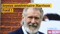 Harrison Ford fête ses 77 ans découvrez 5 anecdotes que vous ignoriez