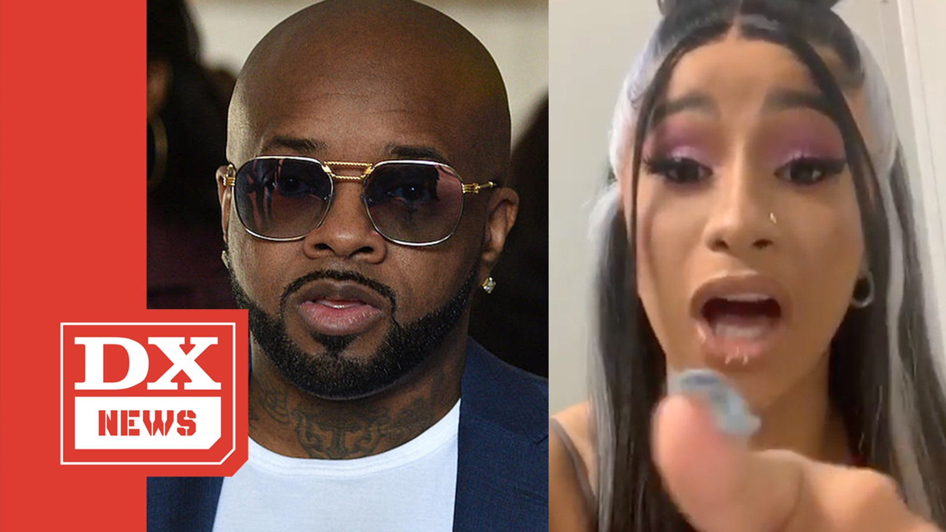 Jermaine Dupri Says Today's Female Rappers Are All Like Strippers — Cardi B Responds