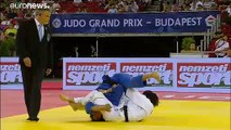 Great Britain's Gemma Howell strikes judo gold at Budapest Grand Prix