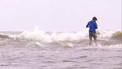 What threat can we expect from Tropical Storm Barry?