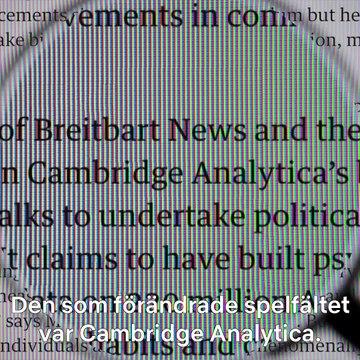 The Great Hack Cambridge Analytica-skandalen