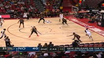 Miami Heat at New Orleans Pelicans Summer League Raw Recap