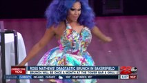 Ross Mathews' Dragtastic Bubbly Brunch in downtown Bakersfield