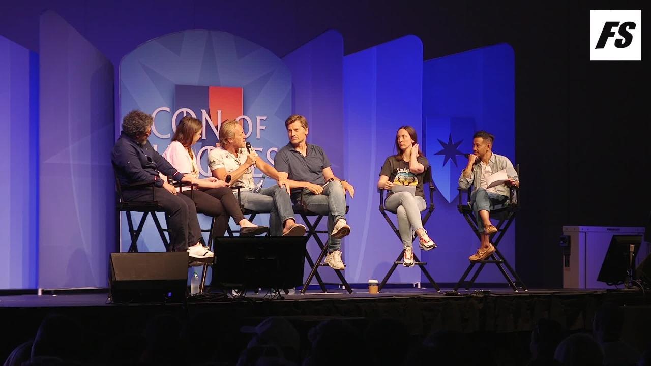 Nikolaj Coster-Waldau (Jaime Lannister) and other Game of Thrones stars talk season 8