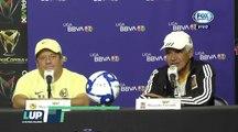 LUP: Ricardo Ferretti y Miguel Herrera en conferencia de prensa