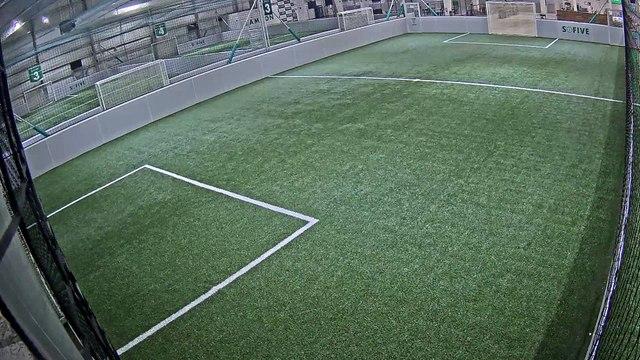 07/13/2019 23:00:01 - Sofive Soccer Centers Rockville - Santiago Bernabeu