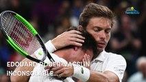 Wimbledon 2019 - Edouard Roger-Vasselin et Nicolas Mahut : Des Bleus à l'âme !