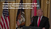 27 Republicans Join Democrats To Block Trump From War With Iran