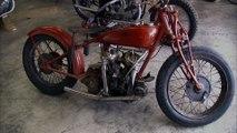 American Pickers: Marlin's Motorcycle Mancave