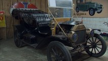 American Pickers: Two Vintage Fords in Virginia