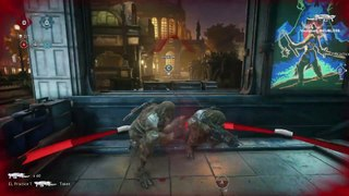 Gameplay modalità Escalation su District