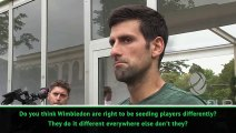 Federer the greatest of all time - Djokovic