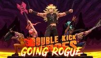 "Double Kick Heroes - Mise à jour ""Going Rogue"""