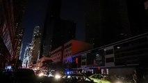 New York victime d'une panne d'électricité géante