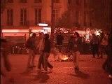Emeute à Bastille