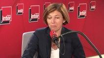 """Florence Parly : """"L'espace est au cœur de nos vies"""""""