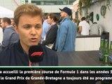 """Nico Rosberg : """"Silverstone, le circuit le plus légendaire"""""""