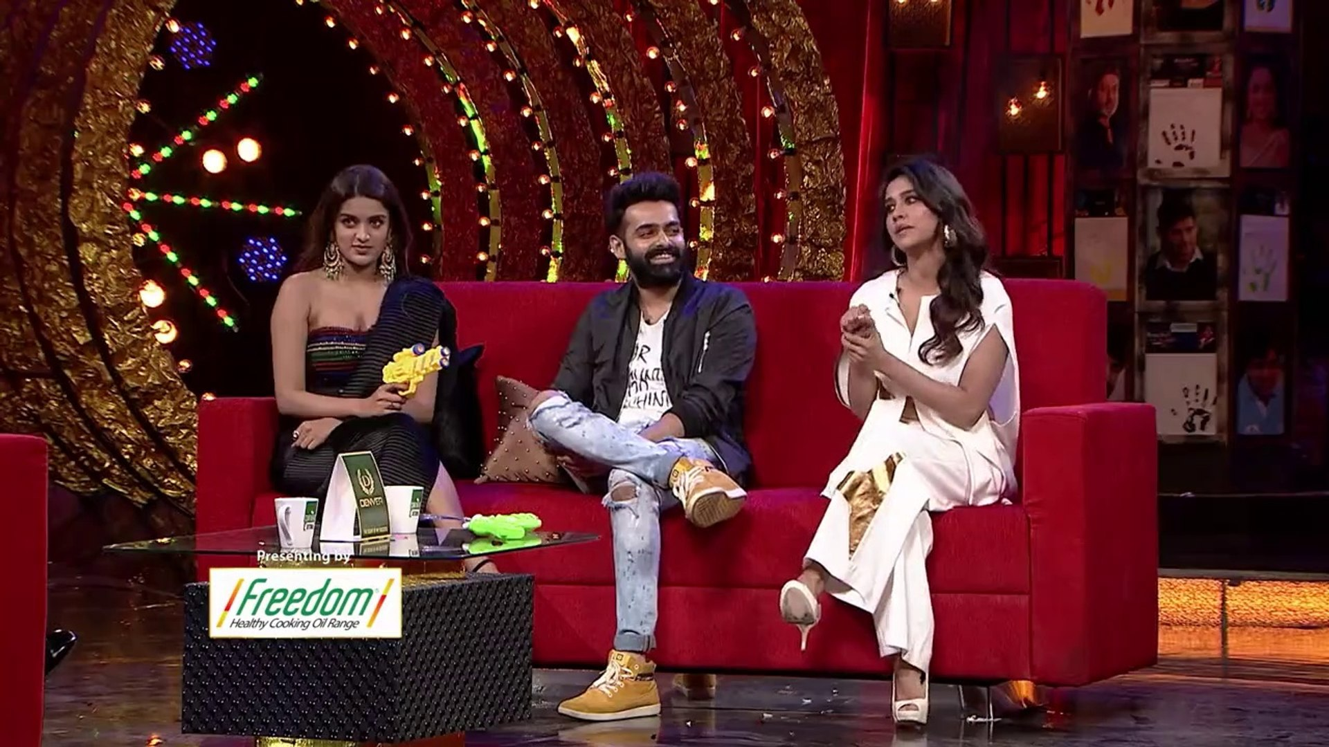 Konchem Touchlo Unte Cheptha Season 4 Episode 1 Ram Pothineni Niddhi Agerwal Nabha Natesh Video Dailymotion