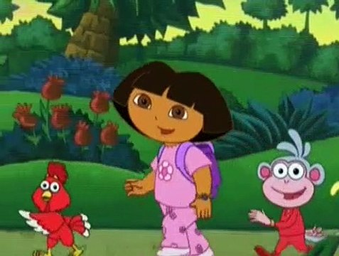 Dora the Explorer Season 2 Episode 21 - To the Monkey Bars | TVH