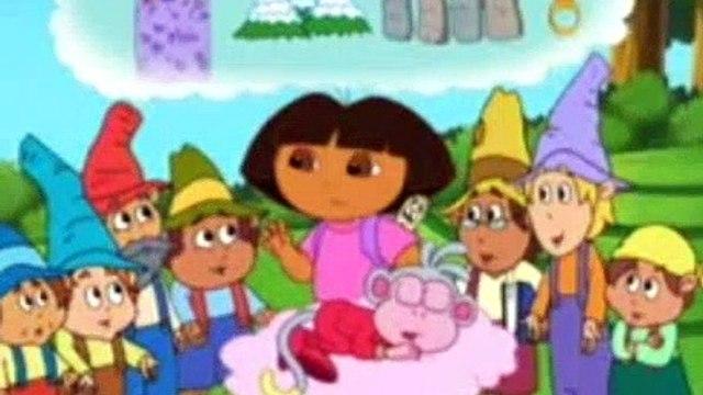 Dora the Explorer Season 4 Episode 1 - Fairytale Adventure