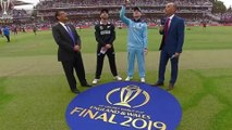 ICC World Cup 2019 Final:New Zealand Won The Toss And Elected To Bat First || Oneindia Telugu