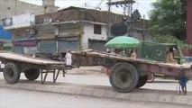 احتجاجات شعبية بباكستان ضد زيادة ضريبة المبيعات