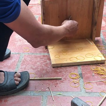 Stupid Mouse Trap, Does This Homemade Mousetrap Easiest, Rat Trap