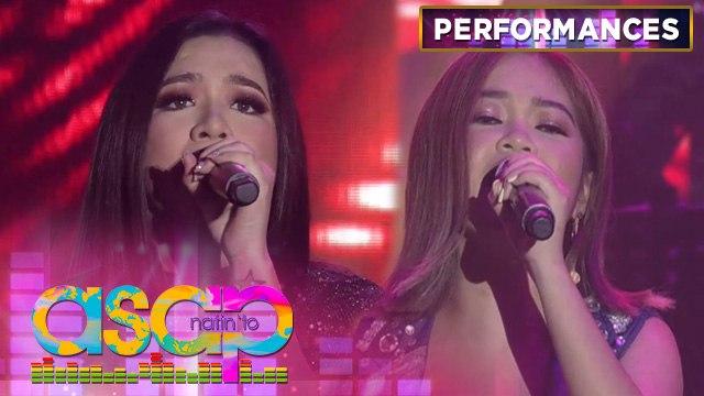 Angeline and Janine sing 'Mahal Na Mahal Kita' | ASAP Natin 'To