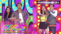 The new generation love teams dance to the 90s hit Chuva Choo Choo | ASAP Natin 'To