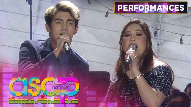 OPM hitmakers Moira and Inigo perform Tayo Na Lang Dalawa | ASAP Natin 'To