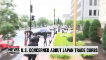 U.S. officials sympathized with Seoul's concerns over trade row: NSC official