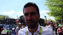 """Tour de France 2019 - Christophe Riblon : """"Brioude, Bardet, AG2R... ça doit cogiter !"""""""
