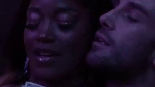 Hustlers movie - Keke Palmer as Mercedes
