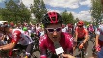 """Tour de France 2019 / Geraint Thomas : """"J'ai eu de la chance"""""""