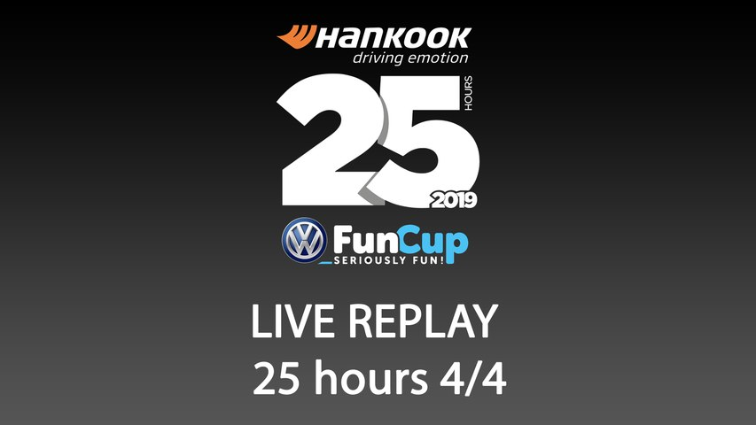 25H VW FunCup 2019 [REPLAY 4/4]