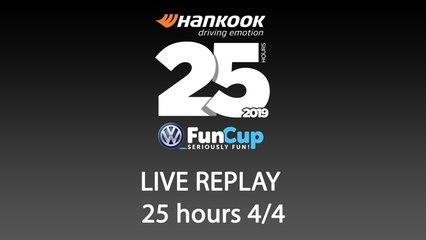 25H VW FunCup 2019 [REPLAY 4/4]