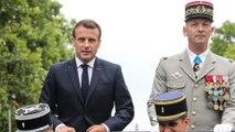14 juillet : Macron accueilli sous des sifflets