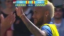 Neymar impressionne  à son tournoi de five