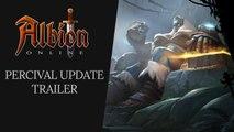 Albion Online - Trailer mise à jour Percival