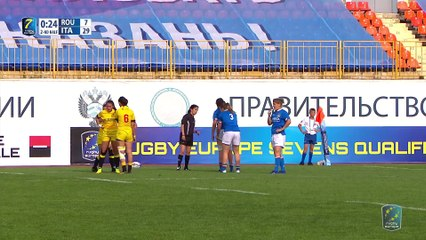 REPLAY FINAL GAMES - RUGBY EUROPE WOMEN SEVENS OLYMPIC QUALIFIER 2019 - KAZAN (6)