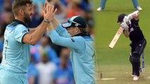 World Cup 2019 Final ENG vs NZ: Kane Williamson departs for 30, Laim Plunkett strikes वनइंडिया हिंदी