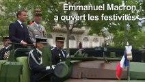 14 juillet: un défilé militaire tourné vers l'Europe