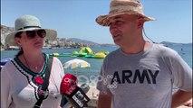 RTV Ora - Anulimet e rezervimeve ulin çmimet në plazhet e jugut
