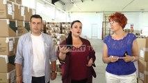 Report TV - Balluku në Korçë: Më shumë mundësi punësimi dhe investime të huaja