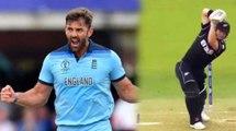 World Cup 2019 Final ENG vs NZ: Henry Nicholls departs after 50, Plunkett strikes | वनइंडिया हिंदी