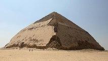 Deux pyramides d'Égypte rouvrent au public