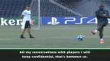 No Lukaku bids for United to consider - Solskjaer